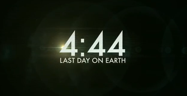 4 44 Last Day On Earth 2012 End of the World Title