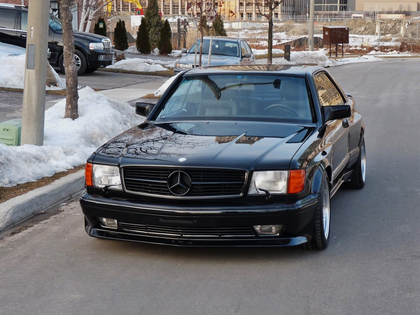 1990 Mercedes Benz 560sec Amg 6 0 Widebody [1600 X 1200] Mercedes_benz  Mercedes Transmission Diagram Mercedes 560sec Wiring Diagram