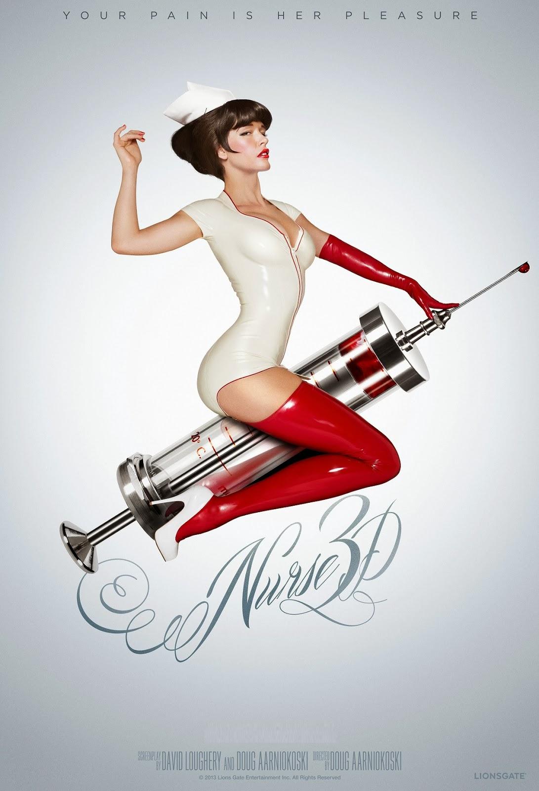 Film Nurse 3D (2013)