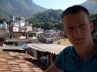 tekstschrijver in de favela