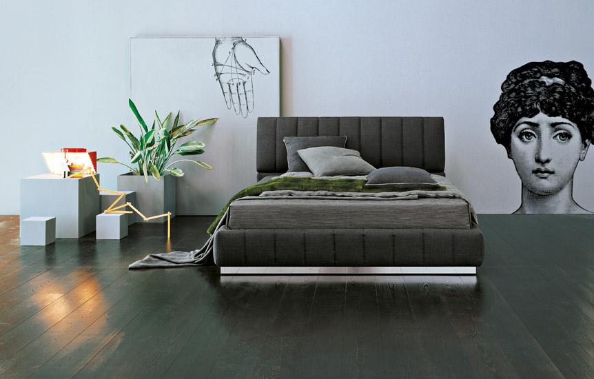 Dormitorios minimalistas elegantes ideas para decorar for Camera minimal