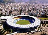 Foto Stadion Maracana Rio De Janeiro FInal Piala DUnia 2014