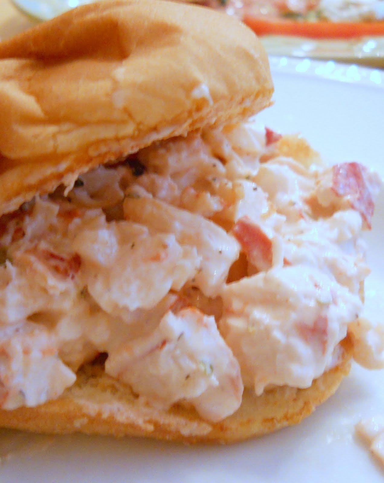 Mangia Mondays:: Lobster Rolls! - Shine Your Light