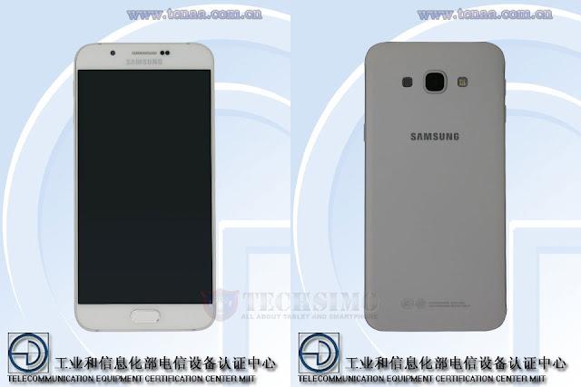 inilah wujud asli dan spesifikasi Samsung Galaxy A8