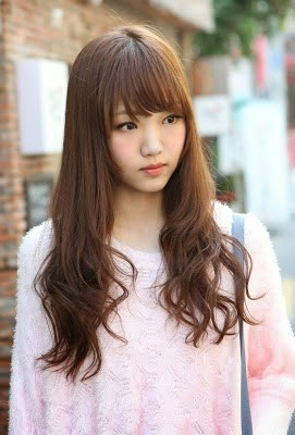 Foto Model Rambut Panjang
