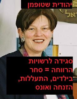 שופטת יהודית שטופמן - זלזול בנימוק החלטה שיפוטית בענייני נפשות