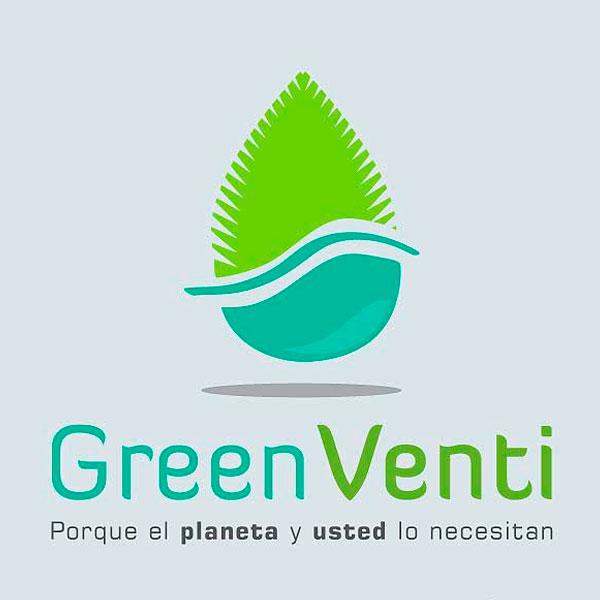 Imagen corporativa. Green Venti