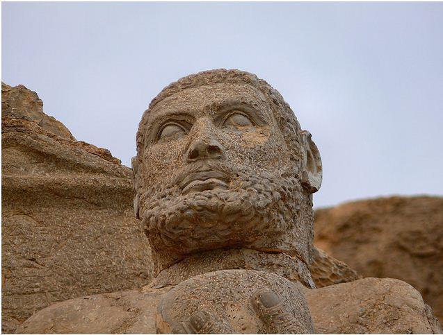 Ancient   Persian sculptures