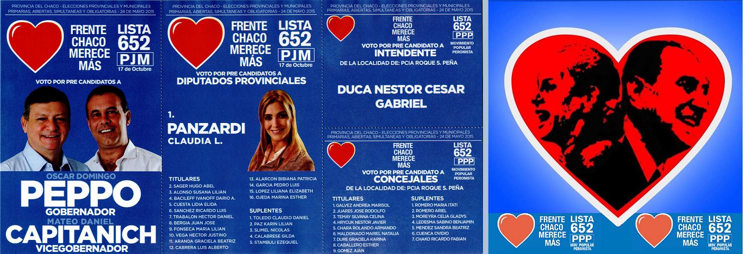 Movimiento Popular Peronista (Sáenz Peña, Chaco)