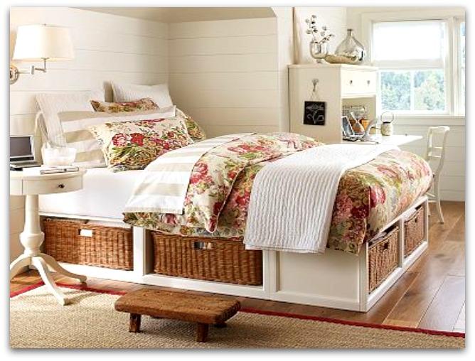 Sweet sweet home un giardino molto particolare for Camera da letto stile provenzale