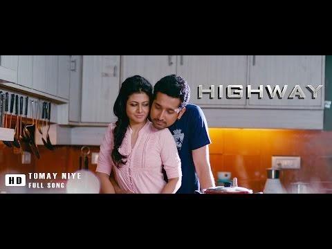 Tomaye Niyei Golpo Hok - Highway (2014) Music Video