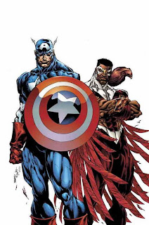 The Falcon joins 'Captain America: The Winter Soldier'