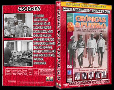 Cronicas de un Pueblo - Serie de tv [1971] español