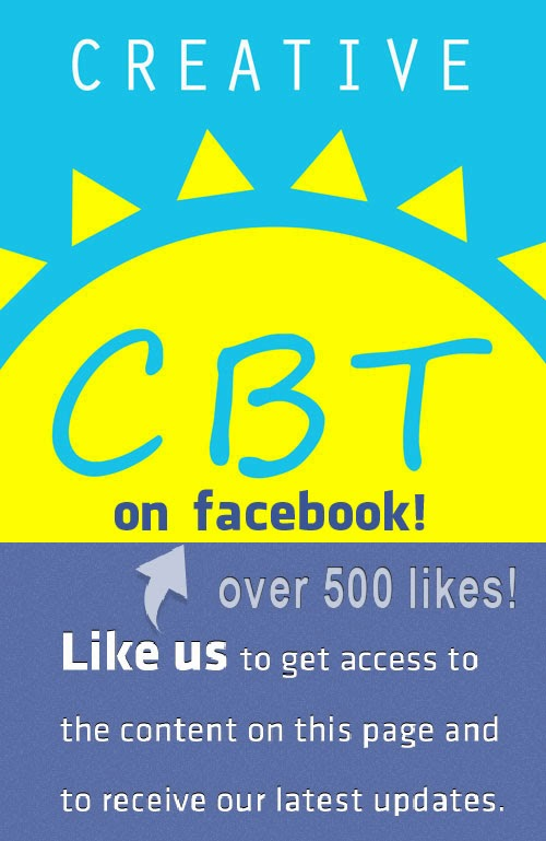 Creative CBT on Facebook