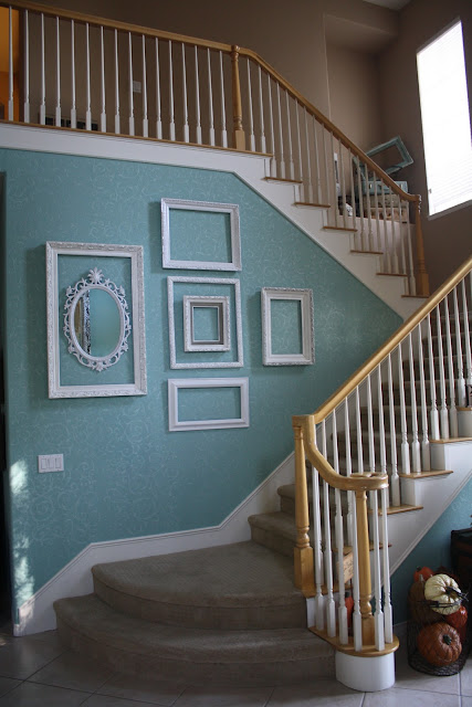 How to decorate landings on stairs interior home design - Home designer stairs with landing ...