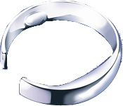 Good Night Anti-snoring ring with 2 Acu-Activator Points