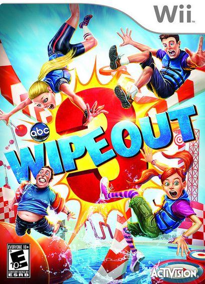 ABC Wipeout 3 Box Art & Screenshots