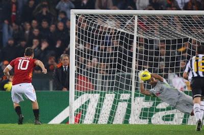 Roma Juventus 1-1 highlights