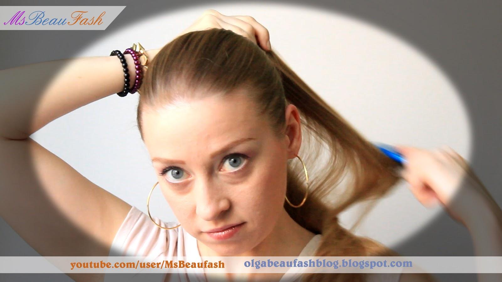 прически с палочками для волос