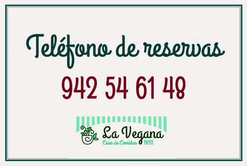 TELÉFONO DE RESERVAS