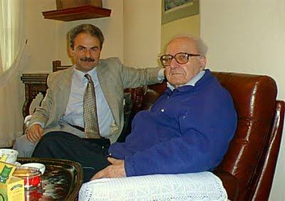 Cemal Aydin et Roger Garaudy