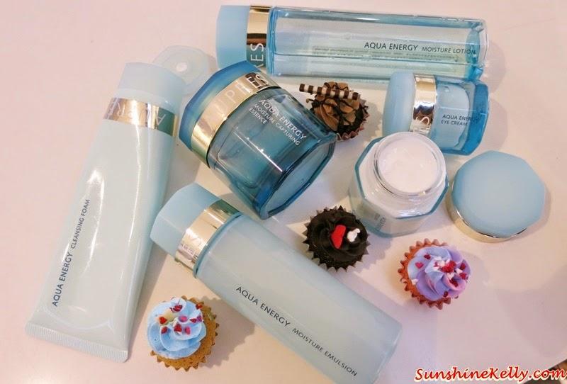 Aupres Aqua Energy Skincare, Aupres, Aqua Energy