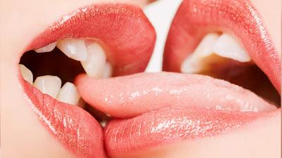 Pink two lips women