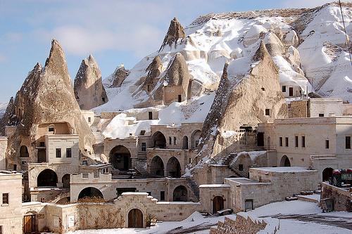 La Capadocia en Turquía