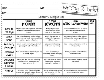 English essays for primary students