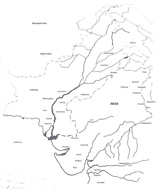 Harappa Site