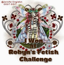 winner Robin's Fetish challenge #216