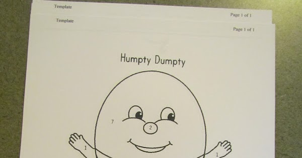 Babies toddlers and preschoolers oh my humpty dumpty pronofoot35fo Image collections