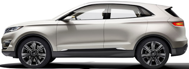 Saxton On Cars Lincoln Mkc Concept Makes Debut