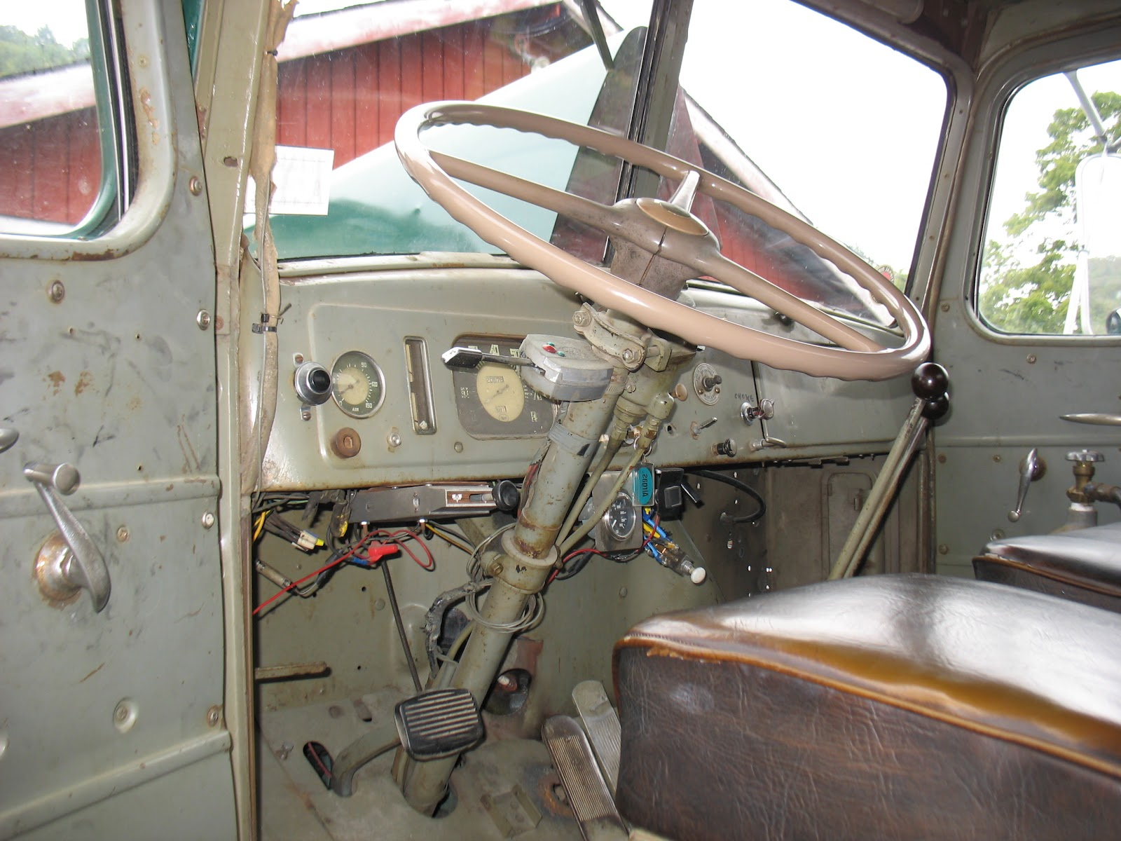 100 Mack Truck Museum Fountainhead Antique Auto Museum Built Like A Mack Ab Flatbed Truck