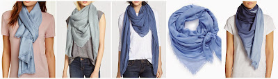 Nordstrom Rack Everyday Wrap $6.32 (regular $12.97)  Hinge Texture Square Scarf $19.20 (regular $32.00)  Remi & Reid Oversized Square Scarf $21.44 (regular $32.00)  Halogen Cashmere Blend Scarf $52.26 (regular $78.00)  La Fiorentina Ombre Wool & Silk Scarf $79.99 (regular $129.00)