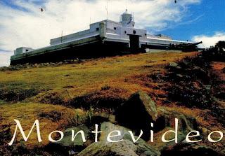 Fortaleza General Artigas em Montevideo