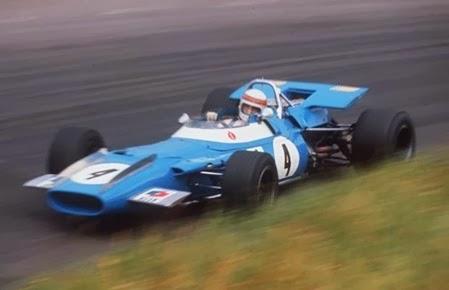 Formula 1 1969 Jackie Stewart/ Mata