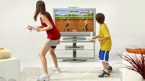 Image result for wii and kids