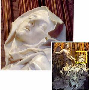 Santa Teresa nos dejó el siguiente relato sobre el fenómeno de la transverberación