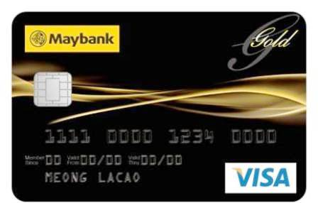 Sweethings On Earth Maybank Credit Card The Grand Launch