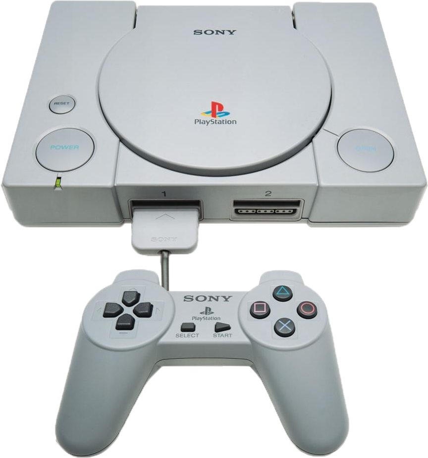 Amazon.com: Sony Playstation 1 Gray Console: Video Games