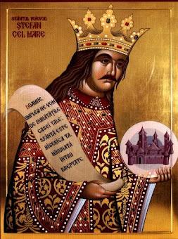 Astazi 2 iulie praznuirea Sfantului Voievod Stefan cel Mare !