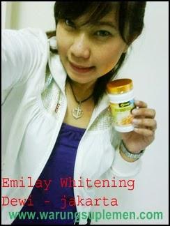 Bukti dan Testimoni  Emilay Whitening Untuk Memutihkan Kulit Secara Alami