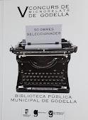 RECOPILACIÓN V CONCURSO MICRORRELATOS BIBLIOTECA GODELLA
