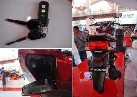 Gambar Honda PCX 150 2014