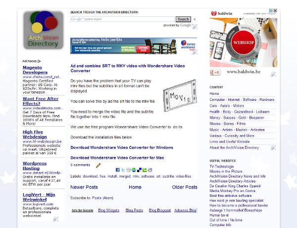 company directory templates