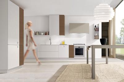 cocina de diseño contemporaneo