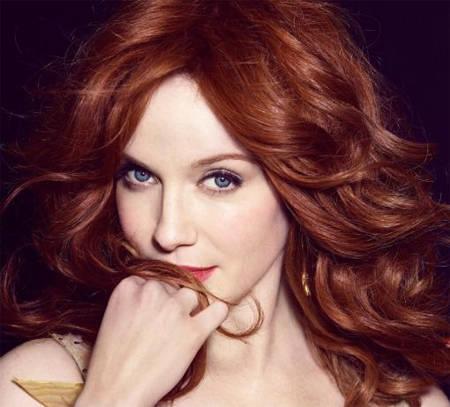 Kızıl Saç Rengi Yeni Moda