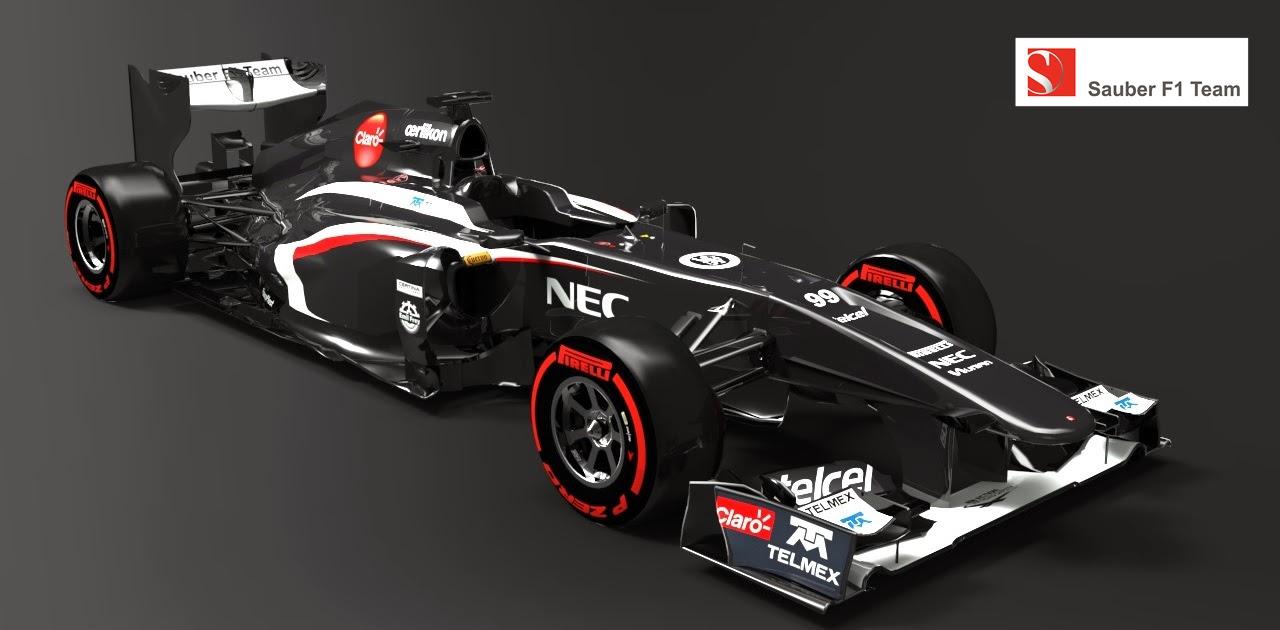Skins F1 2014 Para el F1 2013 Codemasters  2014+Sauber_2