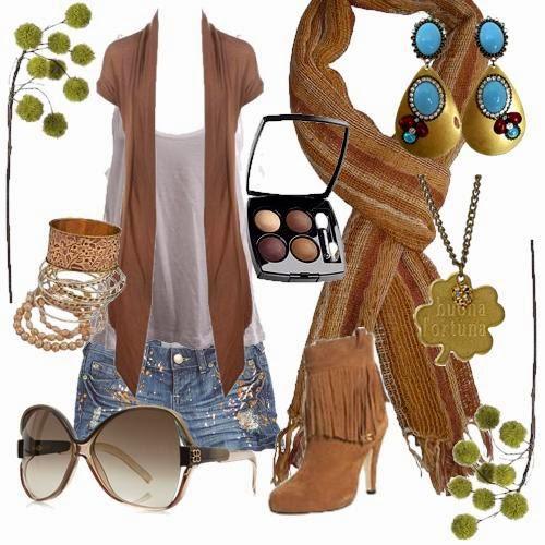 Conheça o estilo Hippie Chic